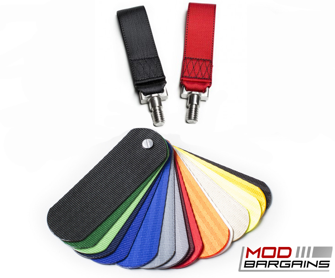 Fall-Line Motorsports Tow Strap for 2007+ BMW M3 E9X