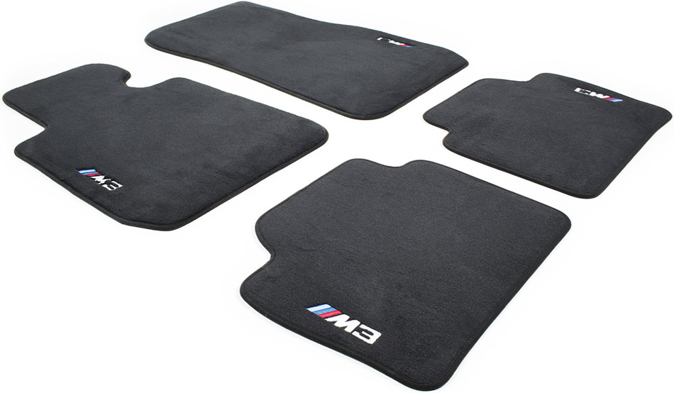 BMW M3 M4 F8X Custom Floor Mats