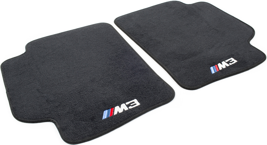 BMW M3 M4 F80 F82 F83 Rear Floor Mats