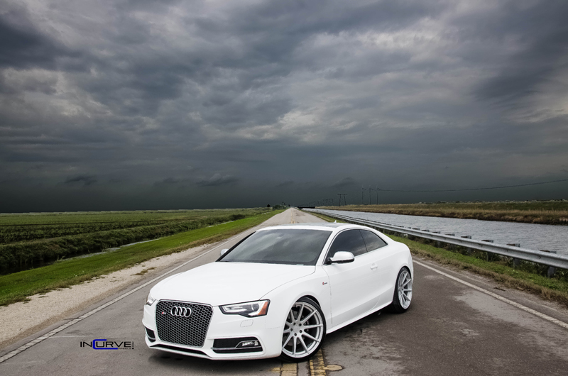 Audi Incurve RS5 IC-S10