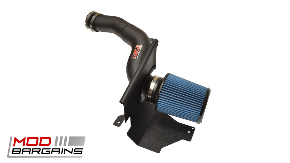 Injen SP9003 Cold Air Intake Ford Focus RS 2016 SP9003WB Wrinkle Black Finish