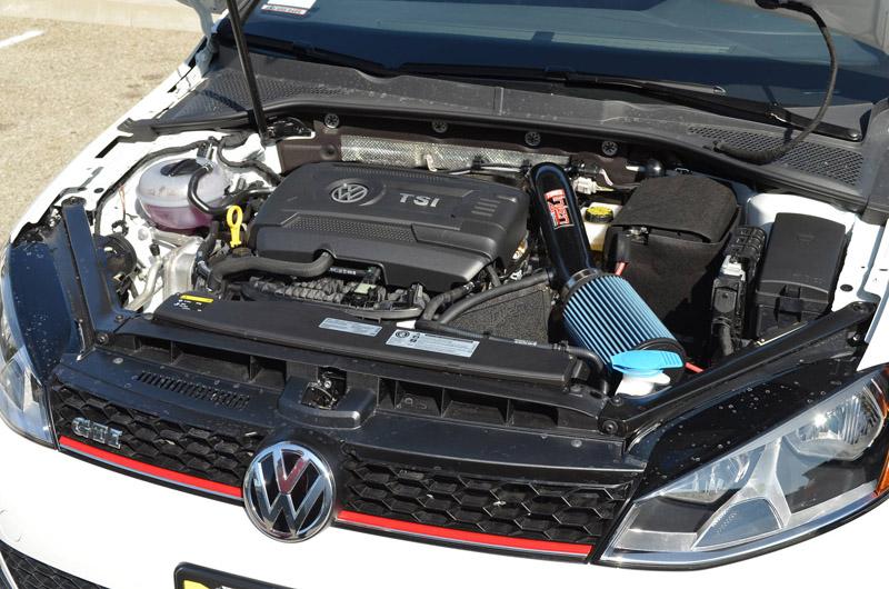 Injen Short Ram Air Intake for 2015-16+ VW Golf GTI [MK ...