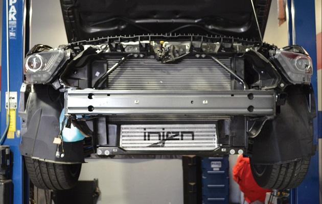 Injen Front Mount Intercooler for 2015 Ford Mustang EcoBoost [S550] 2.3L Turbo FM9200i