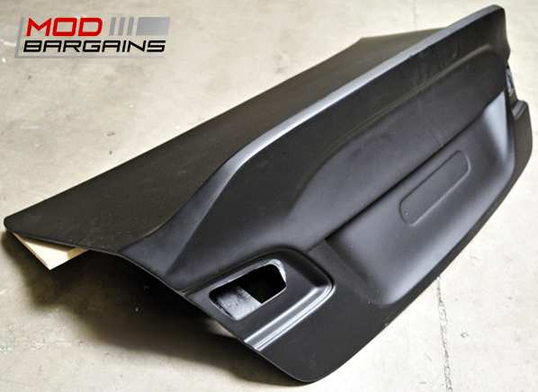 Amuse Ericsson Style Bootlid Trunk for 2007-2012 BMW 3-Series and M3 Coupe E92 - BMTR9206
