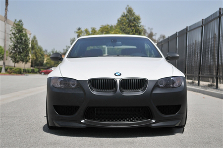BMW E92/E93 3 Series Amuse Ericsson Style Front Bumper Front View