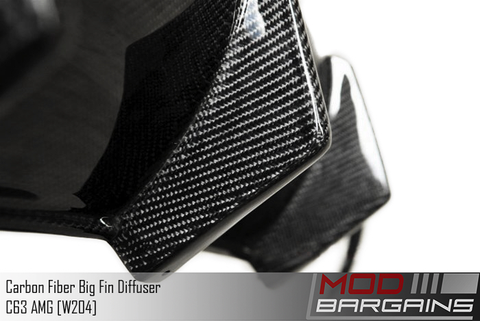 Merecedes AMG C63 Carbon Fiber W204