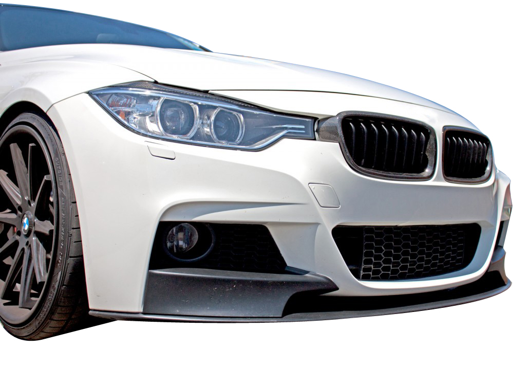 Front Lip for 2012-17 BMW 328i 335i 330i 340i M-Sport [F30/F31] Performance-Style