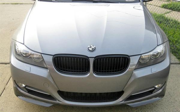 Carbon Fiber Front Splitter BMW E90 LCI