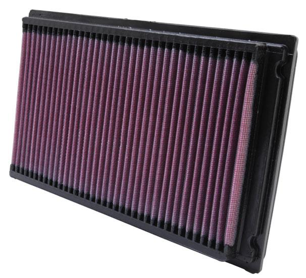 K N Drop In Filter Evox Ra: K&N Nissan 350z Infiniti G35 Drop-in Air Filter