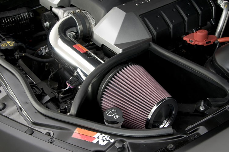 Chevy Camaro Cold air Intake