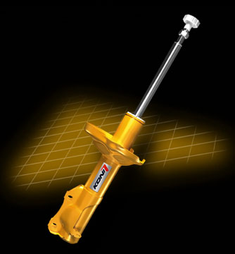 Koni Yellow Shocks BMW 1 Series