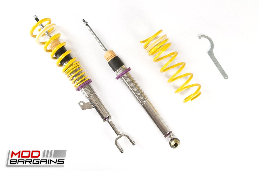 KW Automotive Variant 3 Adjustable Coilover Kit BMW G30 5-Series 530i 540i Lowering