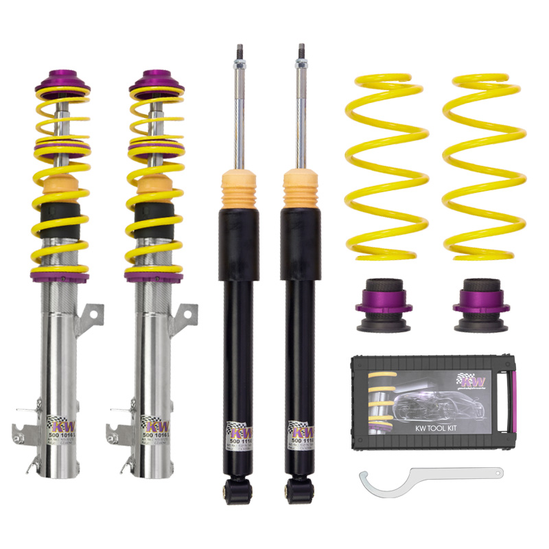 KW V1 Coilovers BMW F22/F30/F32