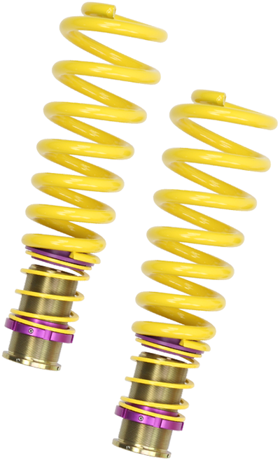KW Suspension Height Adjustable Springs (2)