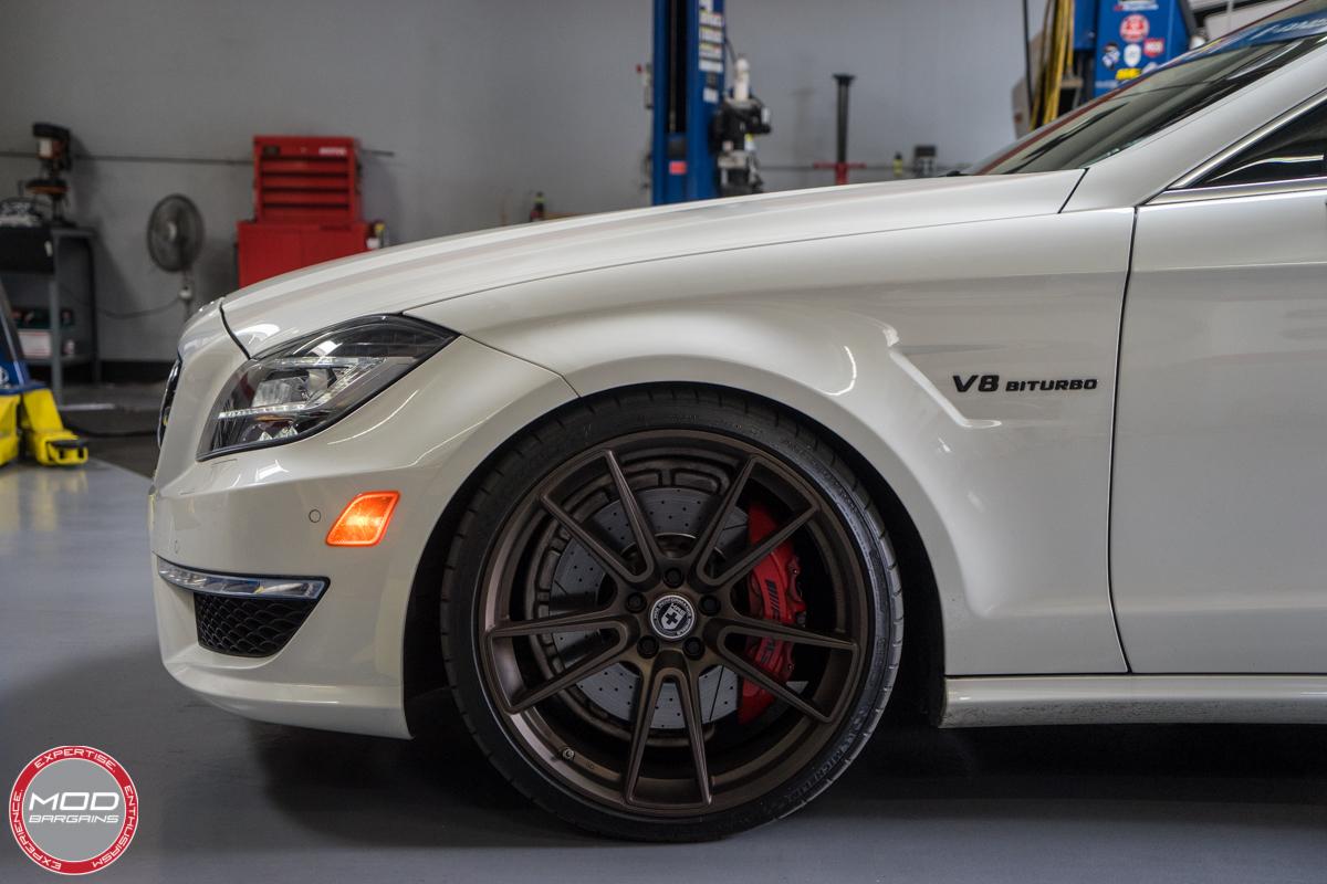 Mercedes W212 W218 CLS63 E63 AMG S 4Matic KW HAS H.A.S. Height Adjustable Springs 25325071