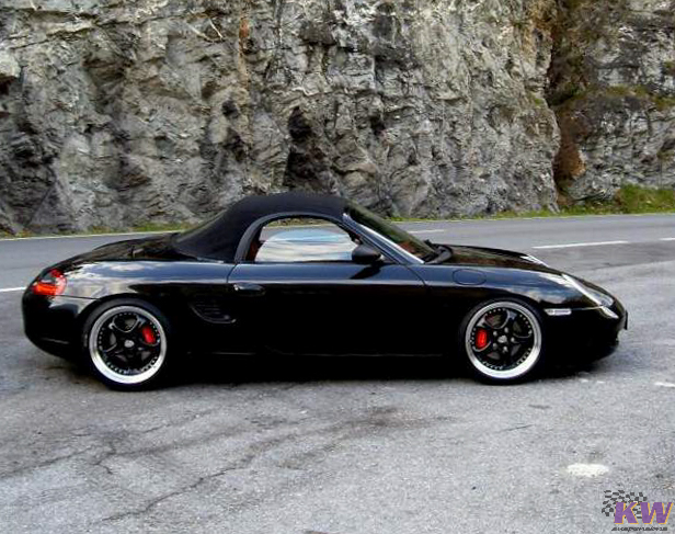 Kw Clubsport Coilovers For 2006 11 Porsche Boxster S
