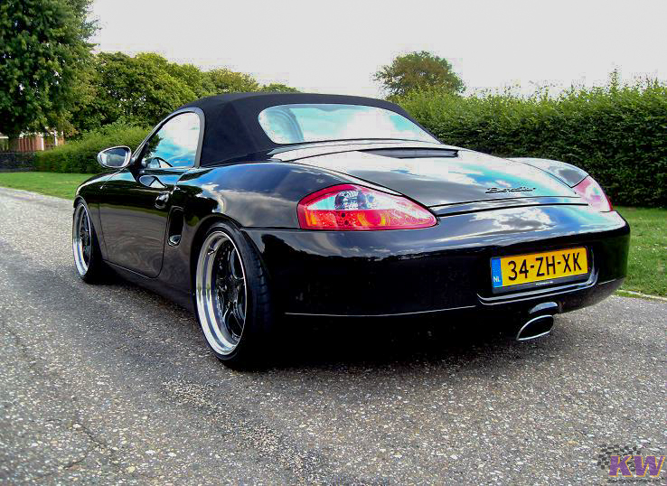 kw clubsport coilovers for 2006 11 porsche boxster s 986 35271816. Black Bedroom Furniture Sets. Home Design Ideas