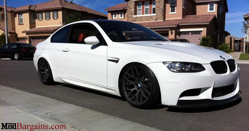 KW Clubsport Coilovers BMW E92 M3 @ ModBargains.com