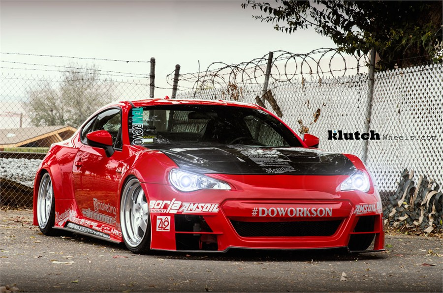 scion frs klutch sl5