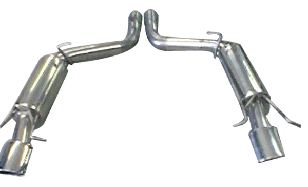 Korkar Performance Engineering Cadillac CTS-V Axle Back Exhaust 2