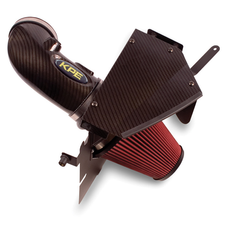 Korkar Performance Engineering Cadillac CTS-V Cold Air Intake Carbon Fiber