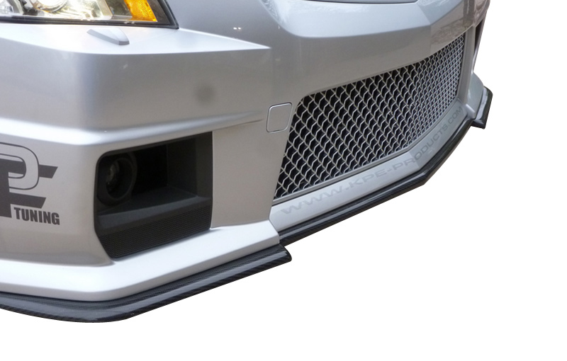 Korkar Performance Engineering Cadillac CTS-V Carbon Fiber Front Splitter 2