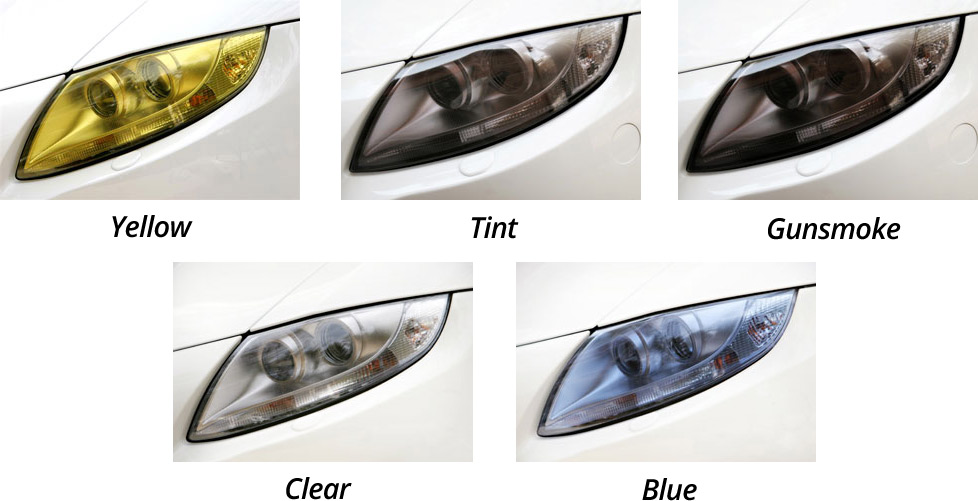 Car Light Covers