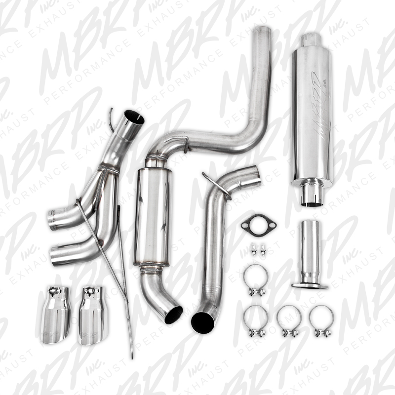 MBRP Focus ST Cat Back Exhaust for 2013-16 Models at ModBargains 3