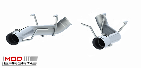 3in Dual Axle Back Exhaust for 2011-2014 Ford Mustang GT 5.0 - S7203304