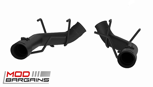 3in Dual Axle Back Exhaust for 2011-2014 Ford Mustang GT 5.0 - S7203BLK