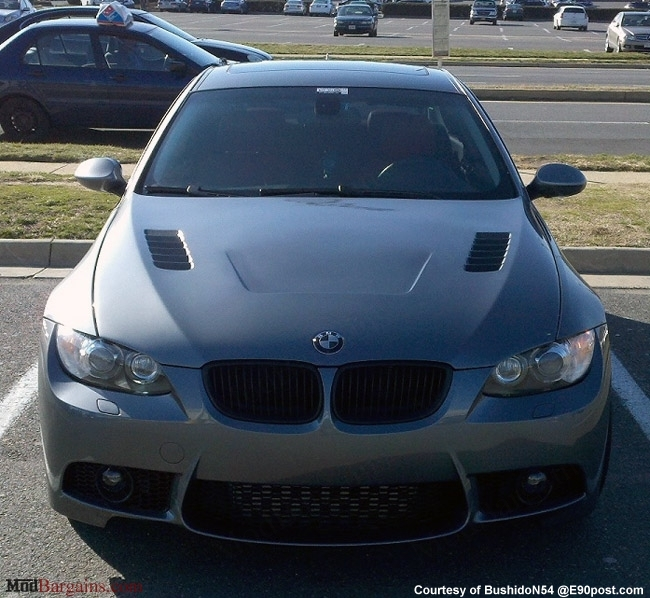 M3 Replica Front Bumper For 2007 2010 Bmw 3 Series Coupe