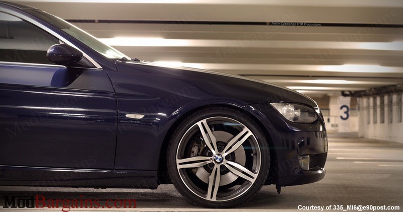 KW V1 Coilovers for BMW E92 E90 at ModBargains.com