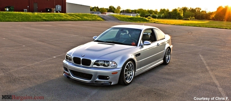 Modbargains Black Out Package For E46 M3 Get Expertise