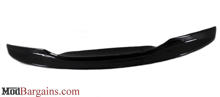 One Piece Carbon Fiber Front Lip BMW E46 M3 OEM Bumper