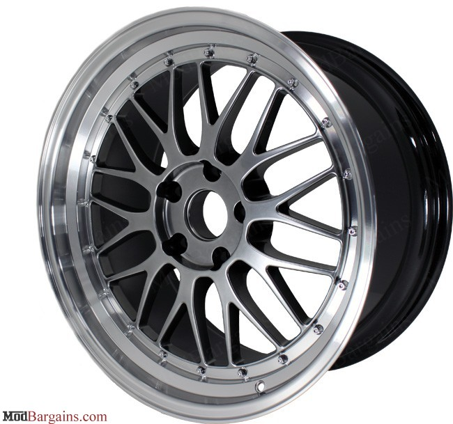 MM6 Mesh Wheels