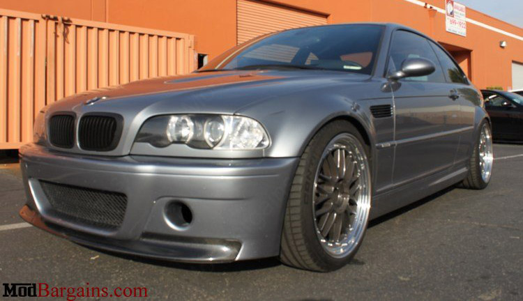 CSL 1 Piece Front Lip for CSL Bumper