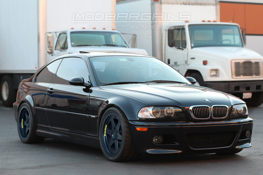Momo Heritage 6 Wheels BMW E46 M3 Modbargains