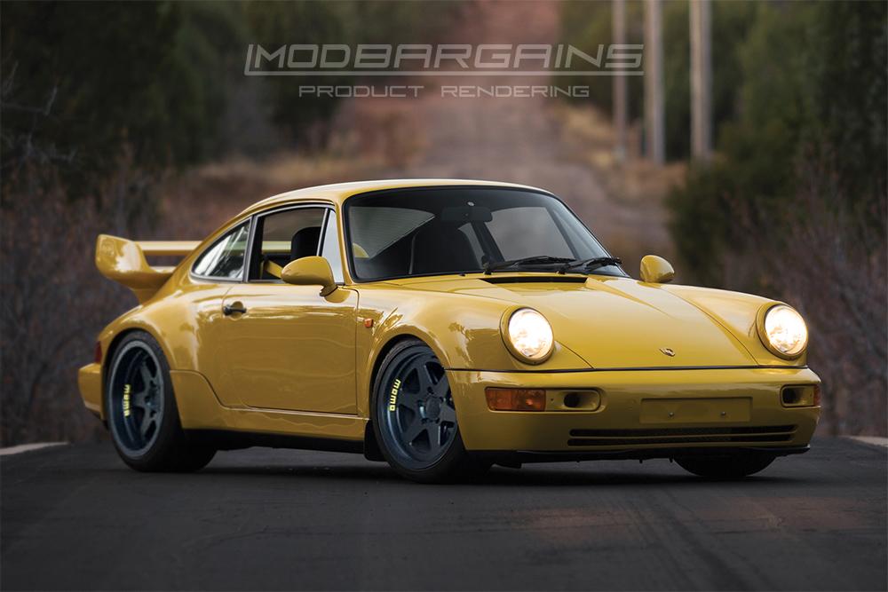 Momo Heritage 6 Wheels Porsche 964 RS Modbargains