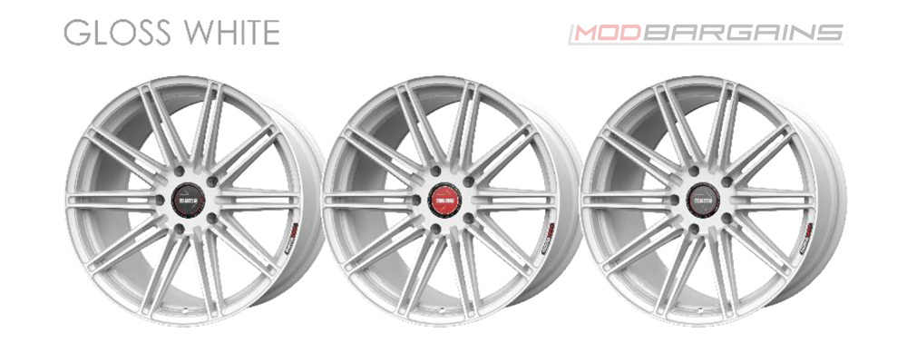Momo RF-10S Wheel Color Options Gloss White Modbargains