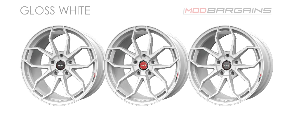 Momo RF-5C Wheel Color Options Gloss White Modbargains