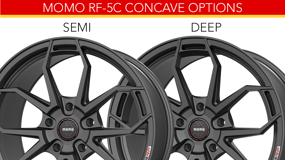 MOMO RF-5C Concave Options