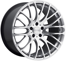 MRR HR-6 Wheels Hyper Silver