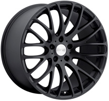 MRR HR-6 Wheels Matte Black