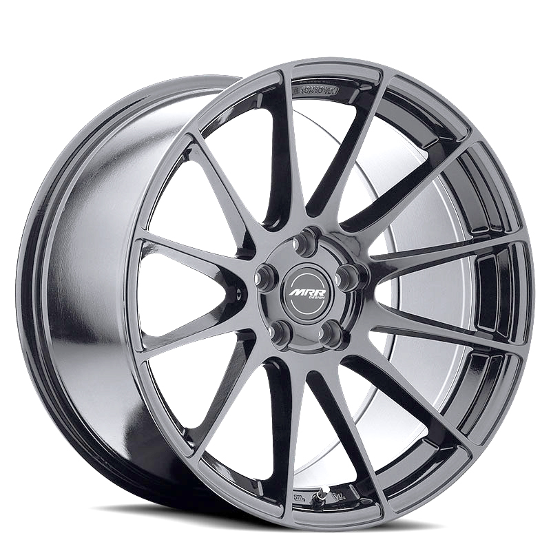 MRR GF6 Wheels in Silver