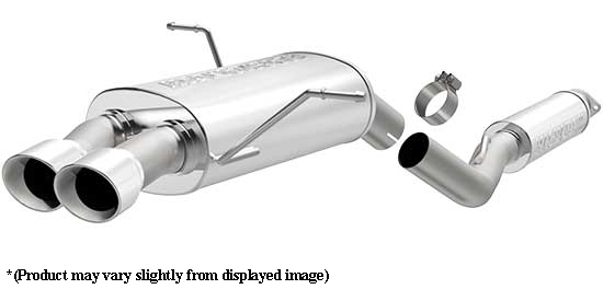 Magnaflow Cat-back Exhaust for BMW Z3 at ModBargains.com
