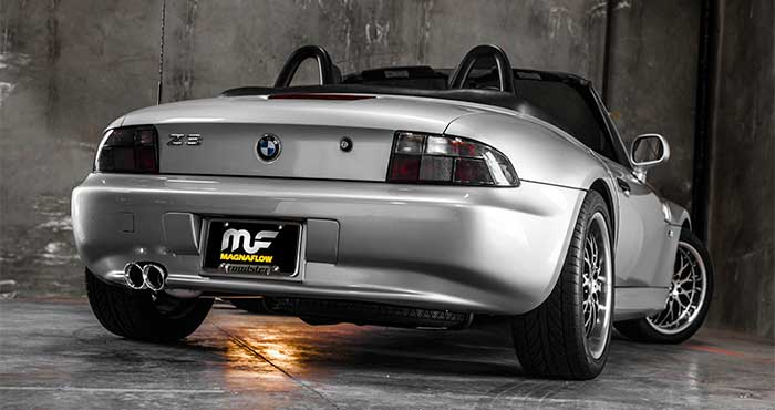 Magnaflow Cat Back Exhaust System For Bmw Z3 16712