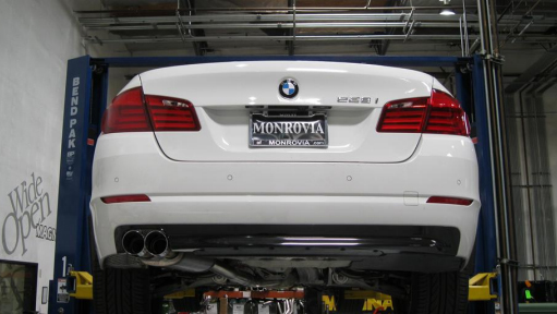 Magnaflow Cat Back Exhaust for 2008-11 BMW 528i [F10] View 3