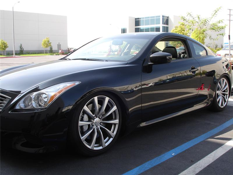 Infinity G37 Megan Racing Coilovers modbargains