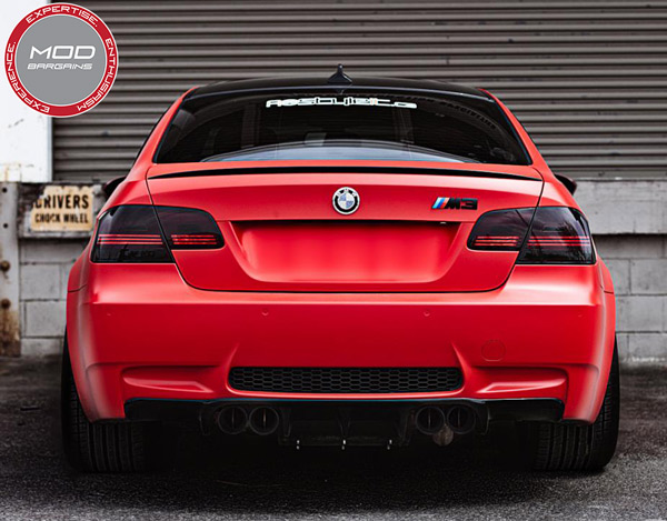 GT HAUS Meisterschaft Exhaust for BMW 2008-2012 M3 Sedan [E90/E92/E93]