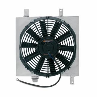 mishimoto e36 shroud fan performance air modauto modbargains